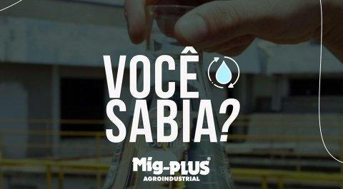 Mig-PLUS possui gerenciamento de resíduos seguindo a PNRS.