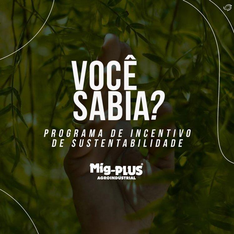 Programa de Incentivo à sustentabilidade