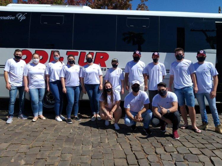Doação de sangue mobiliza colaboradores nos 30 anos da Mig-PLUS