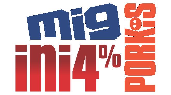 MIG INI PORKI'S 4%
