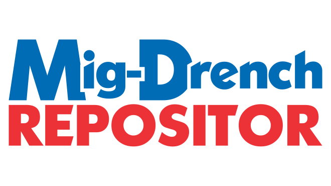 MIG DRENCH REPOSITOR