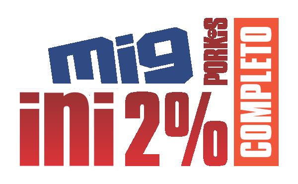MIG INI PORKI'S COMPLETO 2%