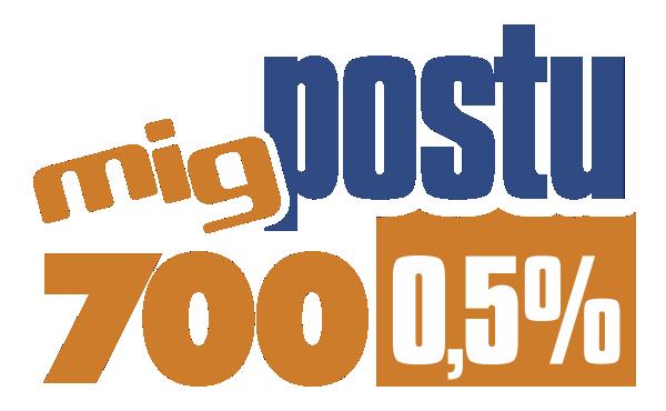 MIG POSTU 700 0,5%