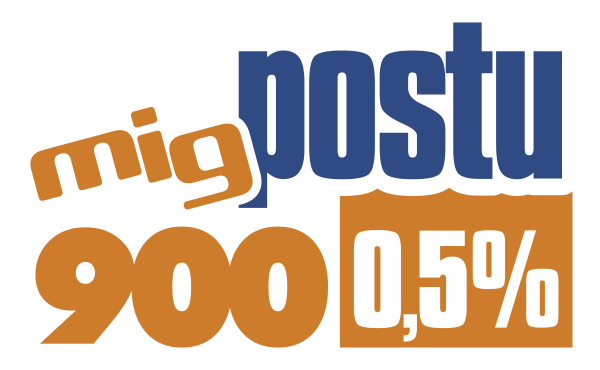 MIG POSTU 900 0,5%