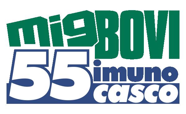MIG BOVI 55 IMUNO CASCO